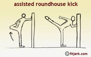 aroundkick