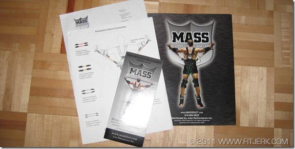 Mass Suit Info