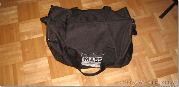 Mass Suit Bag